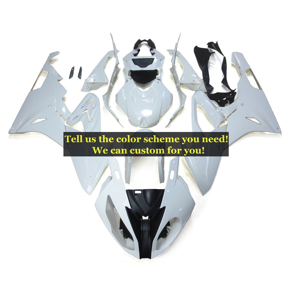 custom fairing kits fit for 2015-2017 BMW S1000RR